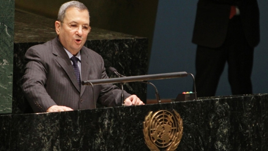 Feb. 10: Ehud Barak, Israel's Minister of Defense, addresses the Holocaust International Day of Remembrance ceremony at the United Nations headquarters.