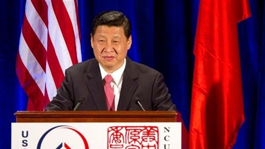 Feb. 15: Chinese Vice President Xi Jinping speaks to the U.S.-China Business Council in Washington.