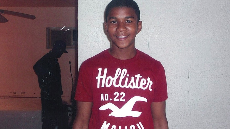 In this undated file family photo, Trayvon Martin poses for a family photo. (AP Photo/Martin Family Photos, File)