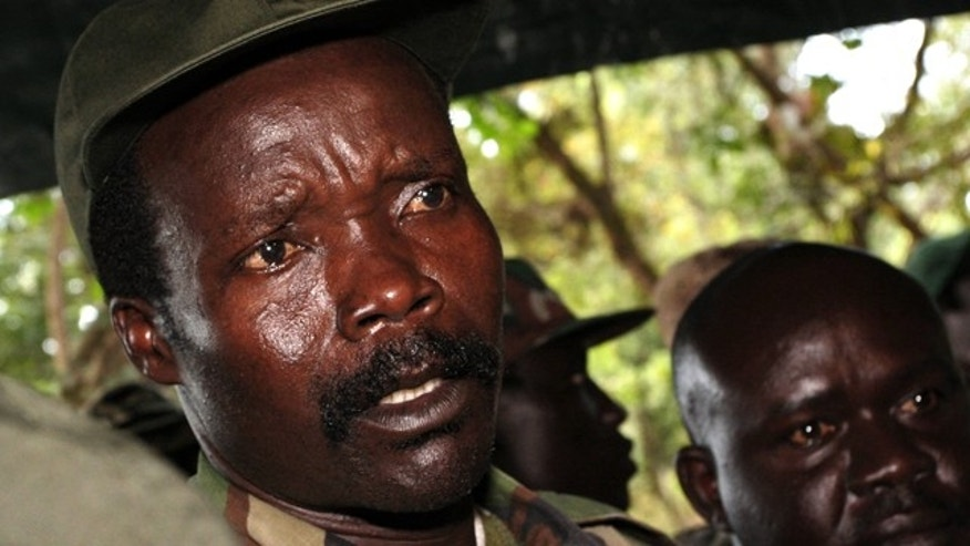 Joseph Kony, the elusive leader of the Lord's Resistance Army, believes himself to be the spokesman of God. (AP)