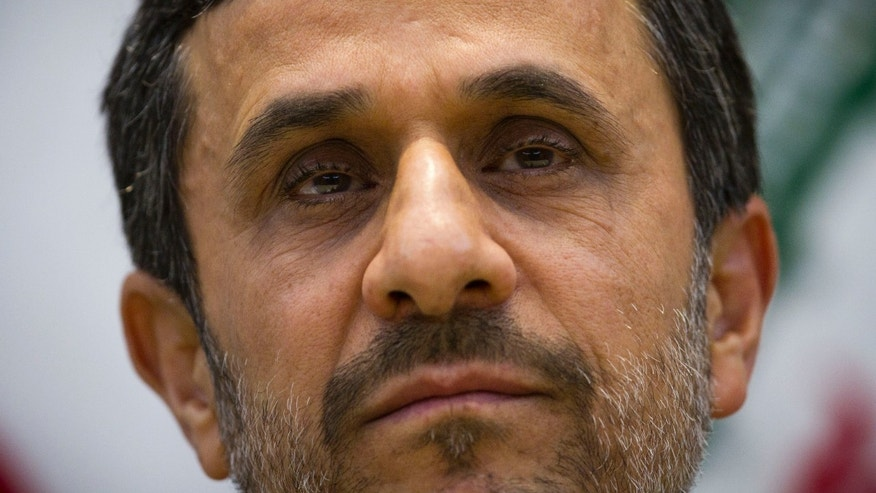 Iran's President Mahmoud Ahmadinejad could be recruiting operatives in Canada, just an easy border crossing from the U.S., say terror watchdogs.