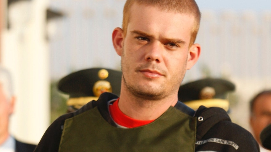 Convicted of one murder and suspected in another, Van der Sloot is reportedly set to marry.