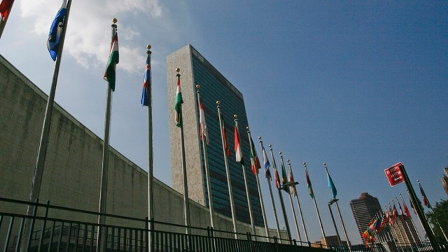 United Nations headquarters in New York. (Reuters)