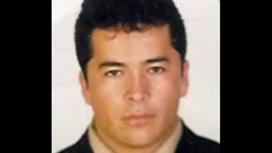 A photo of deceased Zetas chief Heriberto Lazcano Lazcano.