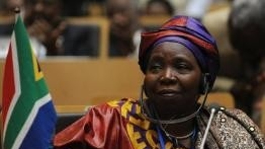 October 15, 2012: Nkosazana Dlamini-Zuma took over as head of the African Union Commission, becoming the first woman at the helm of the pan-African bloc's executive committee.