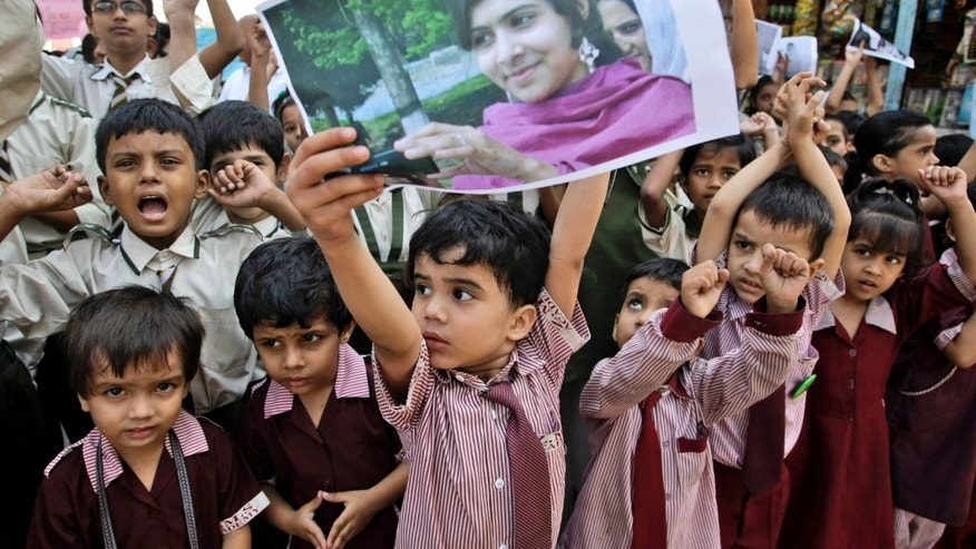 Al Qaeda and the Taliban in Pakistan seem to have been caught off guard by the outpouring of support for Malala. (AP)