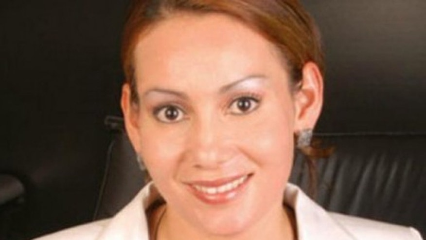 FILE photo of Maria Santos Gorrostieta