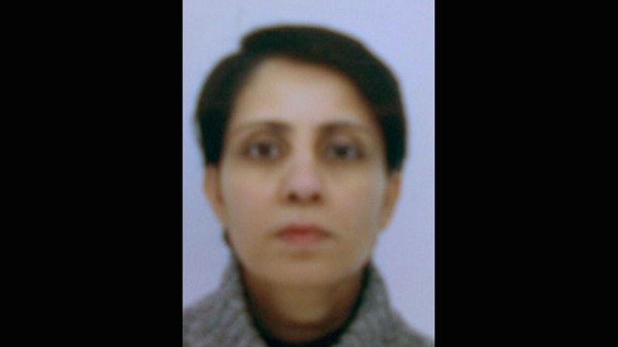 This undated hand out photo provided by the Metropolitan Police shows  Jacintha Saldanha. British police say that a nurse who was found dead days after she took a hoax call about the pregnant Duchess of Cambridge was originally from India. Scotland Yard said Saturday that 46-year-old Jacintha Saldanha, who was found dead on Friday, Dec. 7, 2012 had lived in Bristol in southwestern England for nine years.