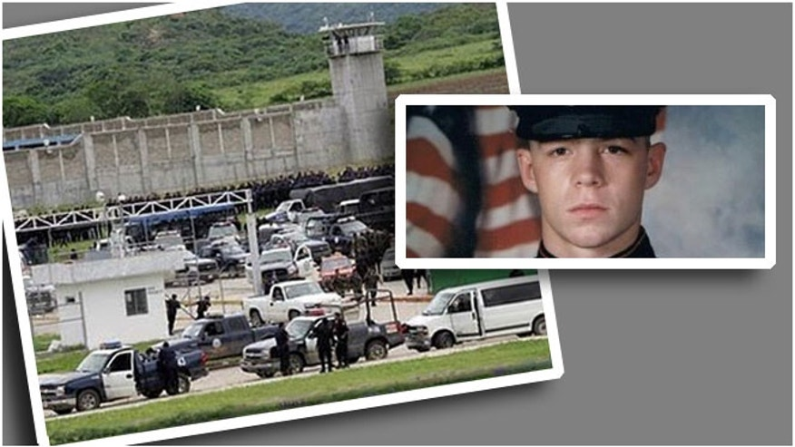 Jon Hammar has been held in the notorious CEDES Mexican prison since August.