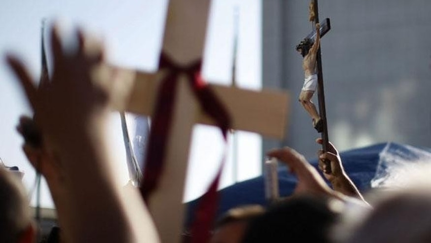 Egypt is home to an estimated seven million Christians. (Reuters)