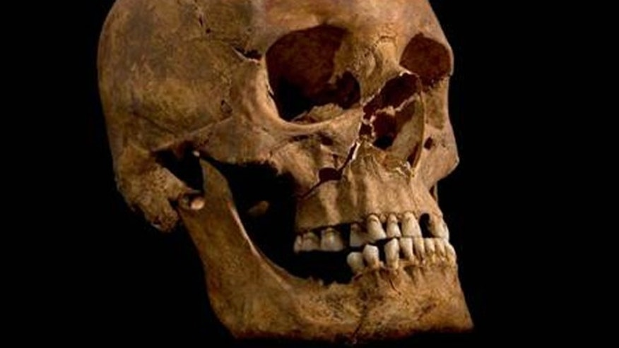 A skull found at the Grey Friars excavation in Leicester has been proven to be that of Richard III.