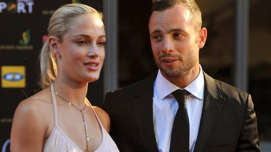 Oscar Pistorius and Reeva Steenkamp were a South African power couple until Valentine's Day, when the so-called 'Bladerunner' shot her through the bathroom door of his home. Now, new crime scene photos paint a gruesome image from inside the home. WARNING: GRAPHIC IMAGES