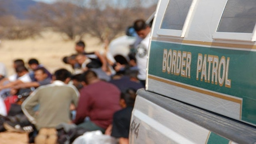 U.S. Customs and Border Protection increased its number of agents on the border, but officials are saying that isn't the reason illegal immigration has decreased.