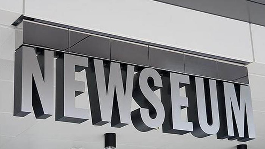 Washington's Newseum honors journalists, but is now being accused of recognizing two terrorists.