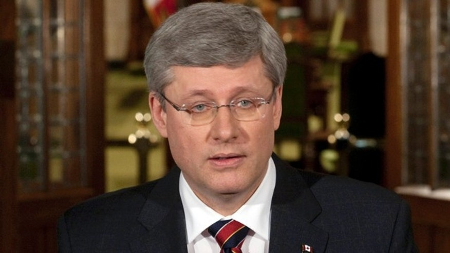 Canadian Prime Minister Stephen Harper and his cabinet have taken a strong approach against the Iranian Regime but experts say it's more rhetoric than action.