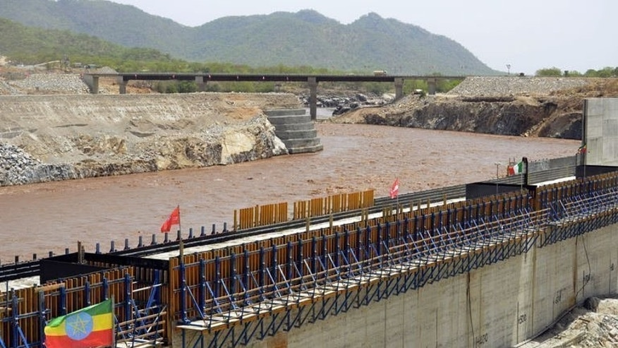 The Blue Nile in Guba, Ethiopia, during a diversion ceremony in May. Ethiopia and Egypt have agreed to hold further talks on the impact of an Ethiopian dam to quell tensions between the two countries, the foreign ministers of both nations said Tuesday.