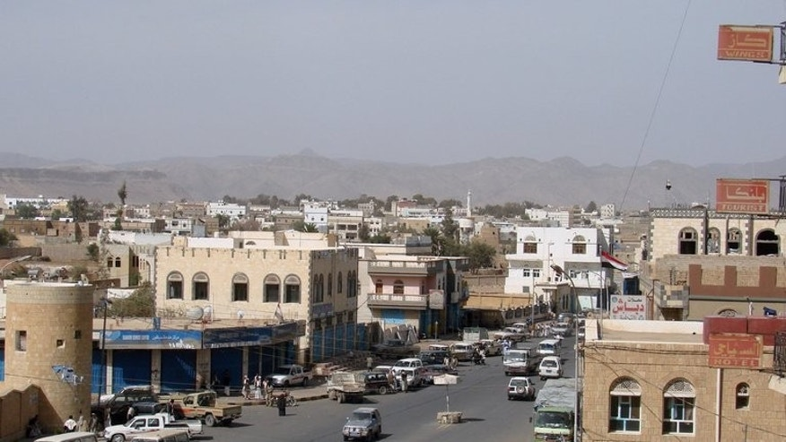 The northern Yemen city of Saada. A suicide attack on Wednesday rocked a local market in Yemen's mainly-Shiite city of Saada killing two civilians, a Zaidi Ansarullah rebel told AFP.
