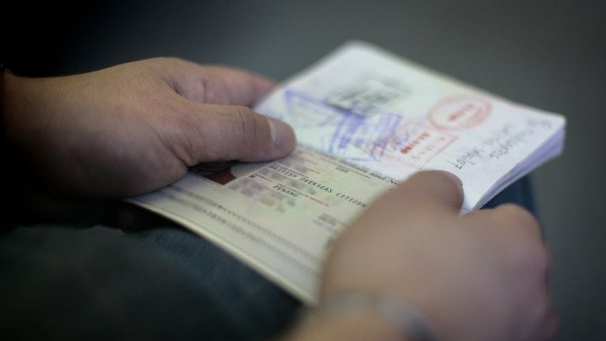 "The government is planning to force visitors from India, Pakistan, Nigeria and other countries whose nationals are deemed to pose a ""high risk"" of immigration abuse to provide a cash bond before they can enter the country, a report said Sunday."