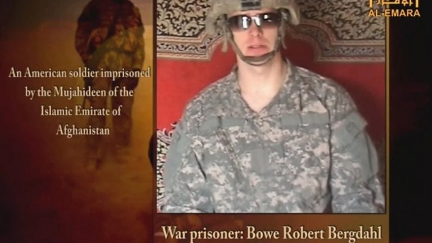 This image grab from an undated video reportedly posted on the Internet by Taliban militants on December 25, 2009 allegedly shows US soldier Bowe Robert Bergdahl. The US commander in Afghanistan said Sunday he hoped that Bergdahl, an American soldier held by the Taliban, would soon return home safely as troops marked the fourth anniversary of his disappearance.