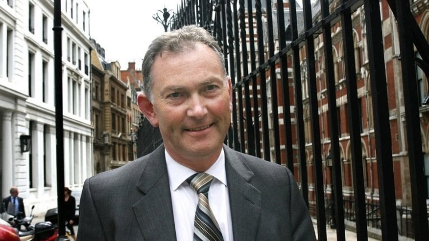 Premier League chief executive Richard Scudamore leaves London's High Court on July 13, 2007. Scudamore has defended the organisation against claims England's leading clubs are partly responsible for recent poor performances by the national team's age-group sides.