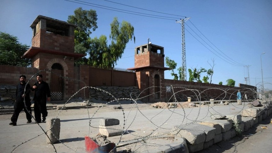 "A jail in Peshawar, Pakistan on May 23, 2012. Pakistan's new government has ended a moratorium on executions, an official said Thursday as Amnesty International raised concerns about a ""shocking and retrograde step""."