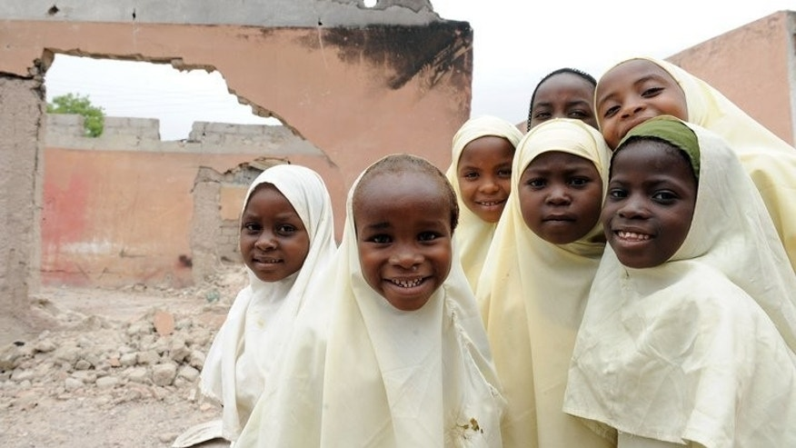 The Maiduguri Experimental School in, northeast Nigeria, in May last year following an attack by Boko Haram. Islamist extremists have massacred dozens of students in recent weeks in Nigeria's northeast, opening a new phase in their insurgency despite a nearly two-month-old military offensive against them.