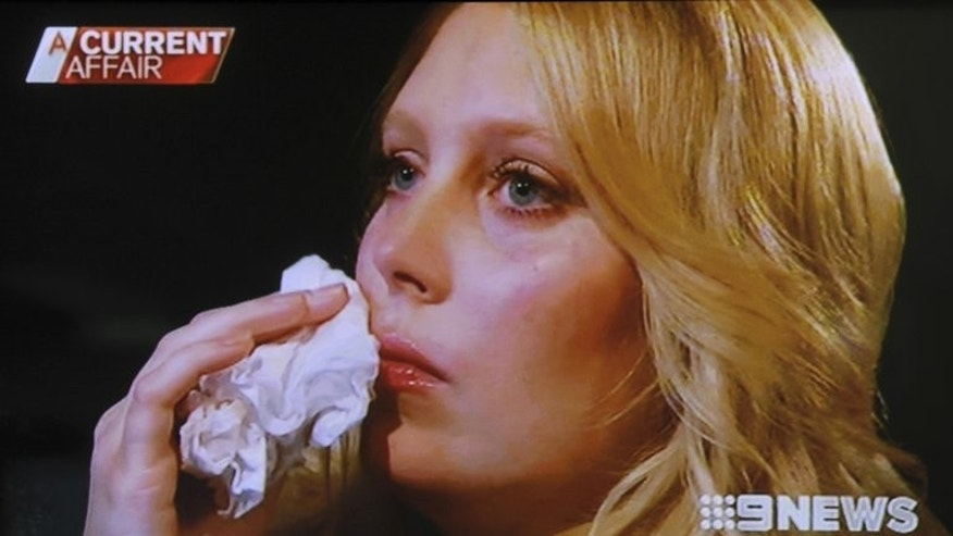 This screen grab from the Channel Nine Network on December 10, 2012 shows radio presenter Mel Greig. She was one of two Australian DJs involved in a royal prank call to a London hospital that resulted in the suicide of a nurse.