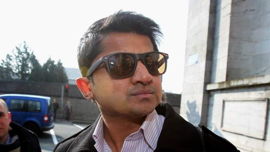 Praveen Halappanavar arrives at the Galway Courthouse in Ireland, on April 8, 2013. The court will hear an inquest into the death of Savita Halappanavar, who died after doctors refused to terminate her 17-week long pregnancy because there was still a foetal heartbeat. Irish lawmakers are set to introduce abortion in limited cases where the mother's life is at risk.