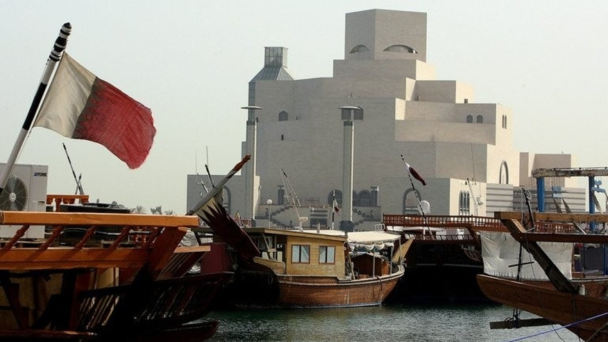 The Museum of Islamic Art in Doha in 2007. The overthrow of Egypt's Islamist president Mohamed Morsi last week by the army and the election by the Syrian opposition of Saudi-linked Ahmad Assi Jarba as new leader stripped Qatar of strong influence in both countries.