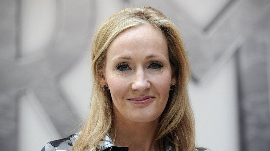 Harry Potter author J.K. Rowling is pictured in London on June 23, 2011. The British author of the best-selling books, has been forced to reveal that she had published a critically acclaimed crime novel under a pseudonym.