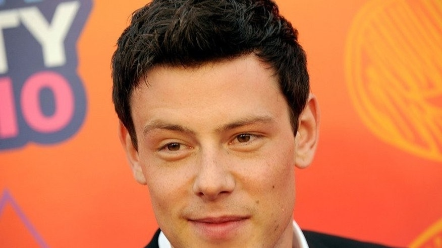 Actor Cory Monteith attends a party at Pacific Park on the Santa Monica Pier on August 2, 2010 in Santa Monica, California. Monteith died of an apparent overdose of heroin and alcohol, the British Columbia coroner's office said Tuesday.