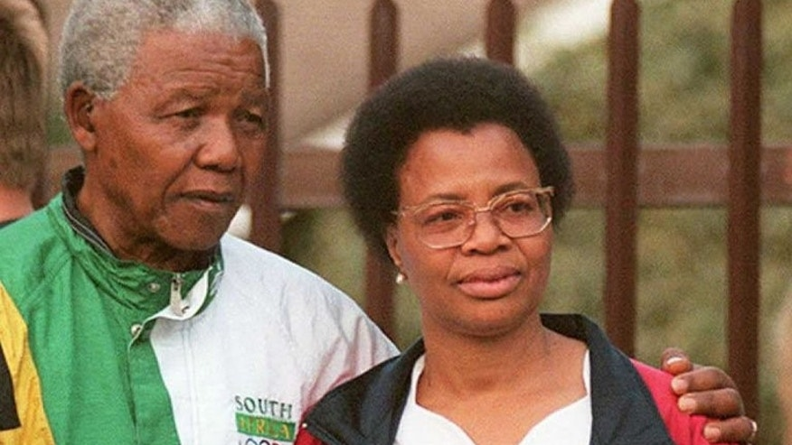Nelson Mandela and Graca Machel in Houghton, a suburb of Johannesburg, on September 8, 1996 shortly after Mandela had revealed his love for Machel. As Nelson Mandela turns 95 on Thursday he also marks 15 years of marriage to Graca Machel, who throughout his hospitalisation has wooed a nation with her dignified poise.