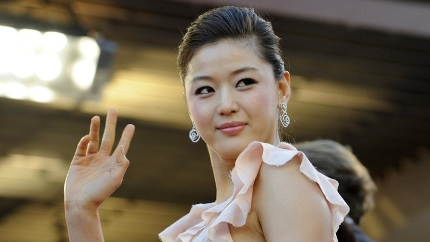 Gianna Jun, pictured during the 64th Cannes Film Festival in southern France, on May 15, 2011. One of the best known faces in Asia following a string of box office smashes, the actress is one of an elite group of bankable names attracting the attention of the fashion world.