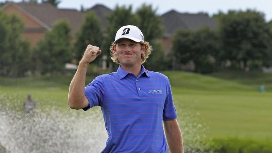 Brandt Snedeker fired a two-under par 70 and held off a late charge by fellow American Dustin Johnson to win the $5.6 million PGA Canadian Open by three strokes.