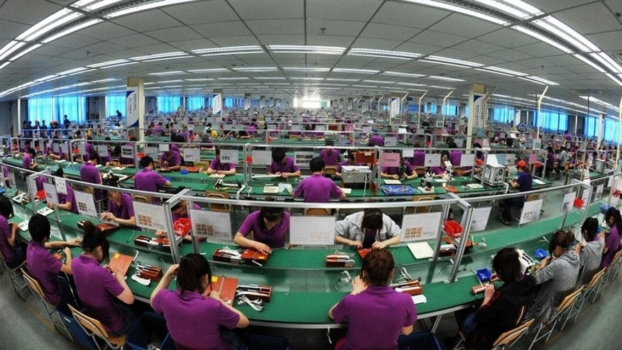 China's manufacturing activity unexpectedly strengthened in July, the government announced Thursday, amid rising concerns the world's second-largest economy is weakening overall.