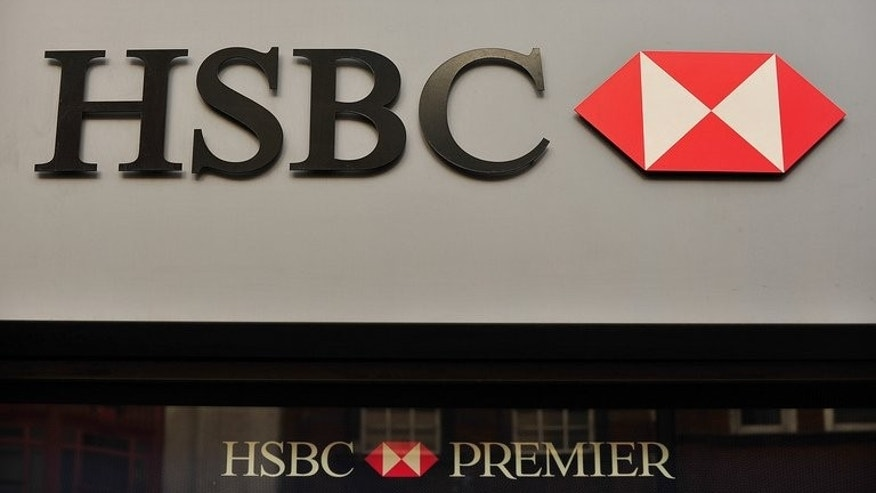 Global banking giant HSBC has announced a 22-percent increase in half-year net profits to $10.28 billion (7.73 billion euros) on lower costs and falling bad-debt charges.