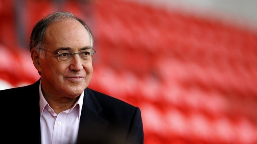 Michael Howard in Blackpool in October 2005 during the Conservative party conference. Somalia's government signed an oil and gas exploration deal on Tuesday with a British company chaired by the former Conservative leader, ministry and company officials said.