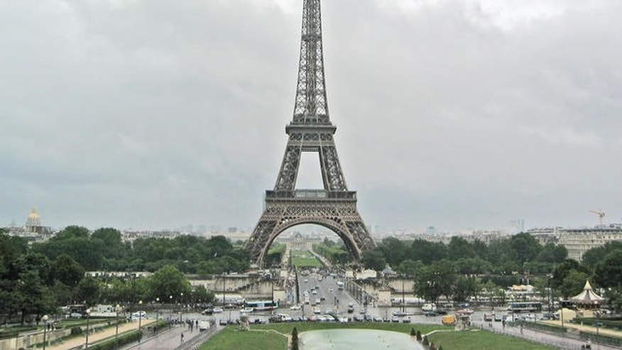 FILE 2007 photo of Eiffel Tower in Paris.