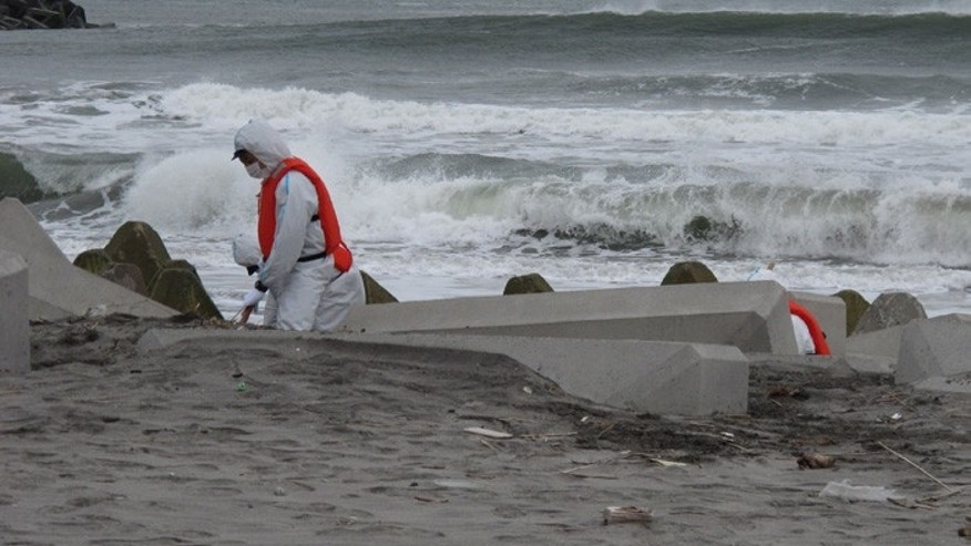 Barriers built to contain the contaminated water used to cool the melted reactors have not stopped hundreds of tons of radiation-laden water per day from getting into the Pacific Ocean. (Fox News)