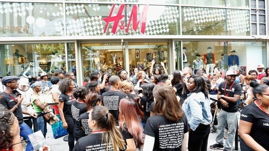 The H and M Fulton Street store opens on July 3, 2013 in the Brooklyn borough of New York City. The Swedish fashion retailer said Friday it would expand its network of suppliers to Ethiopia, after concentrating 80 percent of its production in Asian countries.