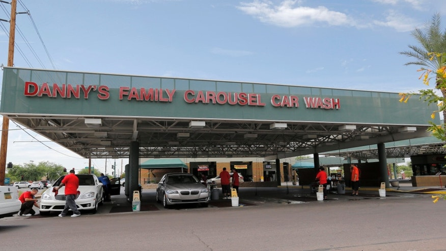 Danny S Family Car Wash Locations Az