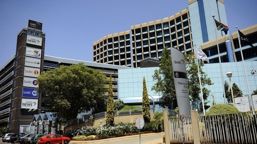 The SABC (South African Broadcasting Corporation) headquarters in Johannesburg on October 20, 2010. A new 24-hour news channel was launched in South Africa on Wednesday--ANN7 is the third round-the-clock TV news channel in South Africa and follows the public broadcaster SABC's launch of a continuous service on August 1.