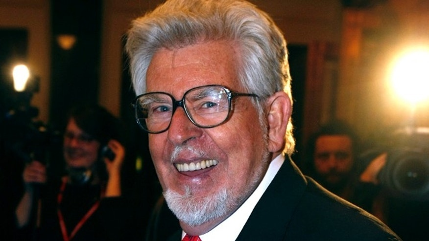 July 1, 2008: Entertainer Rolf Harris arrives on the red carpet for the ARIA Hall of Fame event in Melbourne.