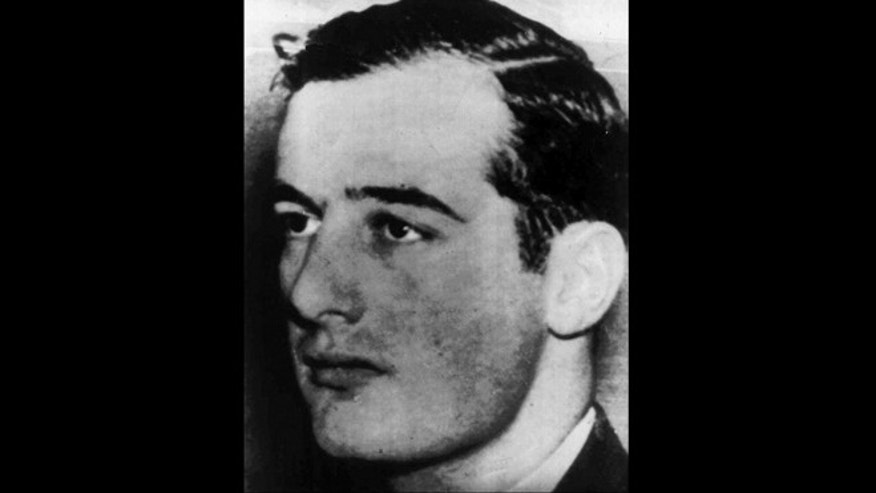 This is an undated file photo of Swedish diplomat and World War II hero Raoul Wallenberg . The family of World War II hero Raoul Wallenberg said Tuesday Sept. 3, 2013 it will ask President Barack Obama for help in their quest to find out what happened to the Swedish diplomat who vanished after being arrested by Soviet forces in 1945.