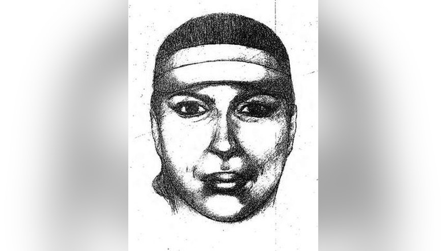 This police sketch released by Chihuahua state's attorney general office on Tuesday, Sept. 3, 2013 shows a female who is a suspect in the killings of two bus drivers in Ciudad Juarez, Mexico. (AP Photo/Chihuahua state attorney general office)
