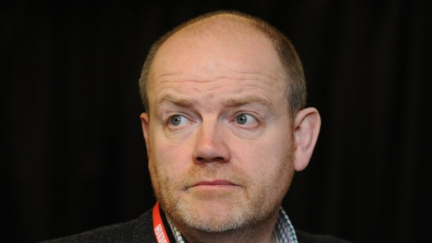 Former BBC Director General, Mark Thompson, pictured March 11, 2012, has accused the chairman of the body representing licence payers' interests of misleading parliament, the Guardian reported.