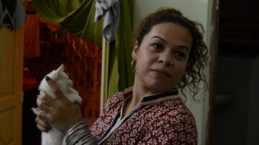 Suzette Jordan is reliving the details of the brutal gang rape she suffered in 2012 during testimony at her attackers' trial, as she hopes to change the stigma felt by other victims in her native India.  (Photo by SHRIYA MOHAN)
