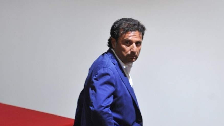 Francesco Schettino -- the captain of the ill-fated Costa Concordia cruise ship -- arrives for his trial in Grosseto, on July 9, 2013. Schettino is charged with multiple manslaughter over the 32 people who lost their lives and is accused of abandoning the ship while terrified passengers were still inside the luxury liner after it keeled on its side in January 2012.