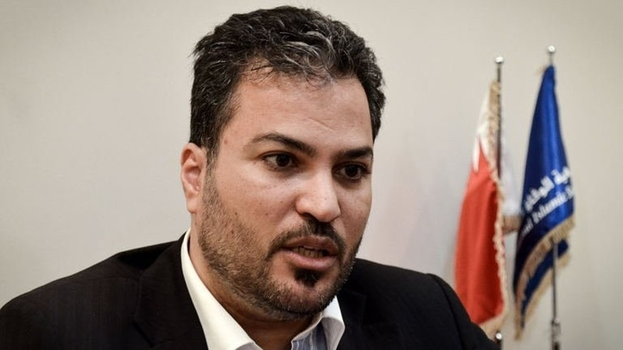 Khalil Marzooq, a former Bahraini MP and member of the Al-Wefaq opposition group in his office in Manama on December 9, 2012.