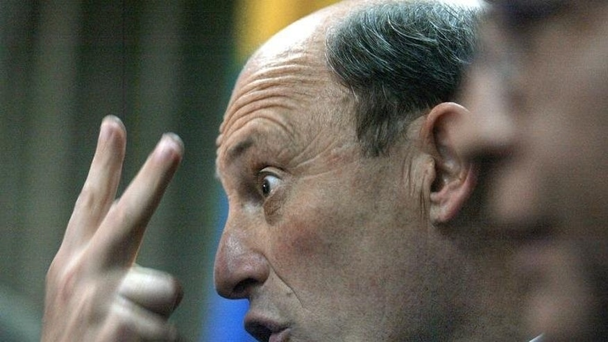 Former Chilean Army commander Juan Emilio Cheyre is pictured August 17, 2005.